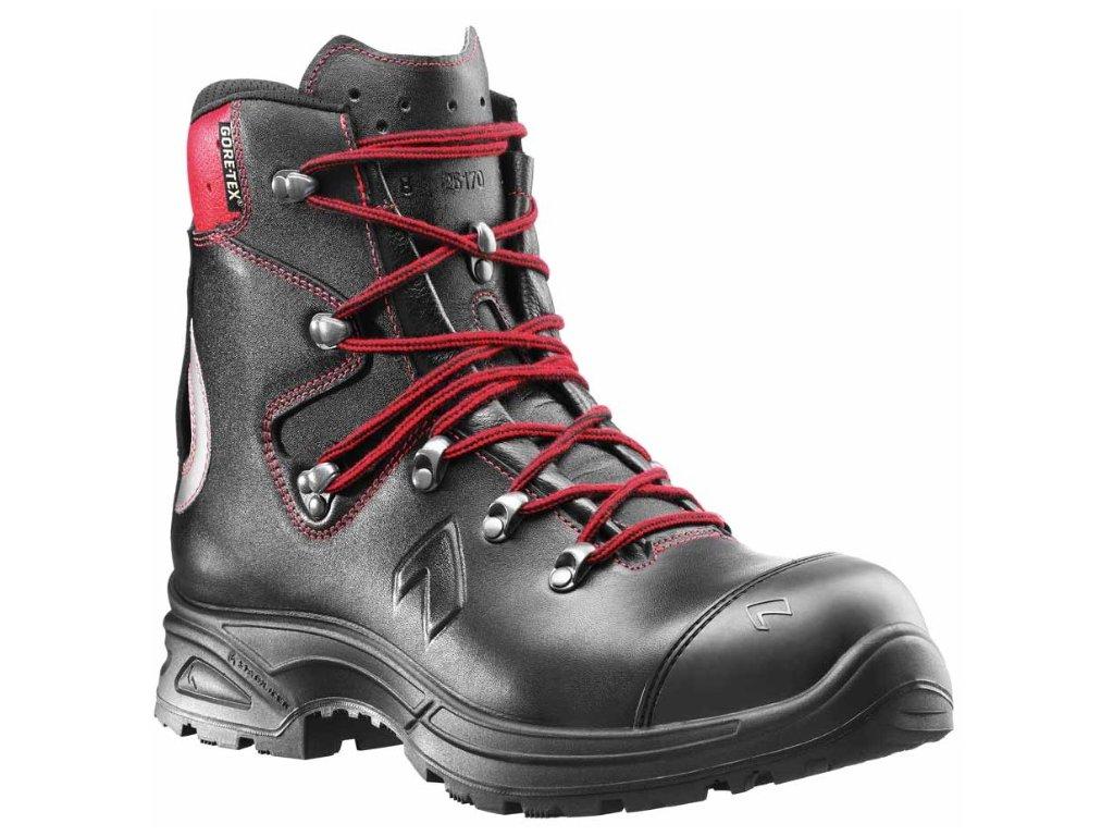 b1249e46fd37 Zimná bezpečnostná obuv s kovovou špičkou ANKLE WINTER S1
