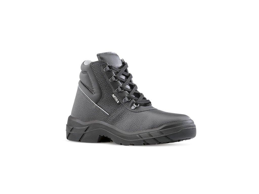Členková bezpečnostná obuv s oceľovou špičkou  ARUBA 941 6060 S3 SRC