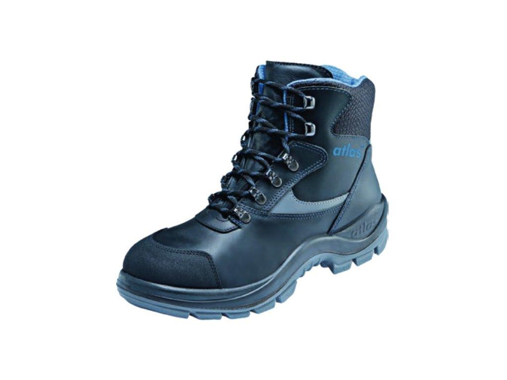 eddaac7504bd5 bezpečnostná vysoká obuv ATLAS ALU TEC 753 XP S3