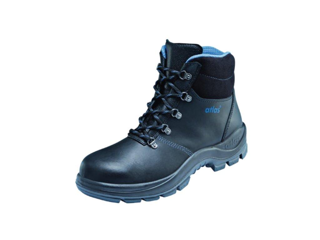 Bezpečnostná vyššia členková obuv ATLAS AGRAR ST