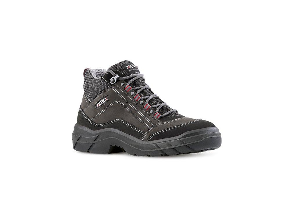 Členková pracovná obuv od výrobcu ARTRA v modelovom prevedení ARGYLE 951 2560 O1 FO SRC