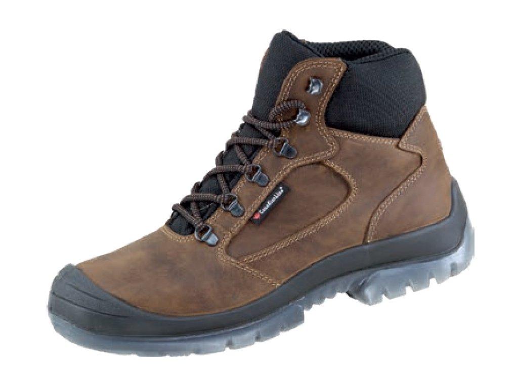 Bezpečnostná členková obuv CanadianLine Prado S3