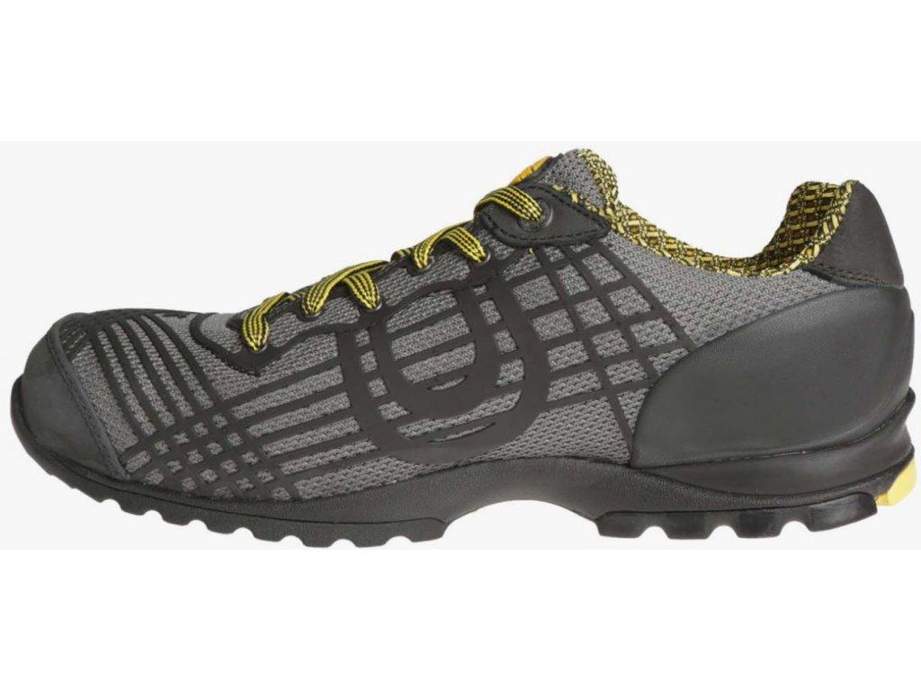 efdf4a10074da ... športová bezpečnostná obuv s hliníkovou špičkou Diadora Beat low 1 ...