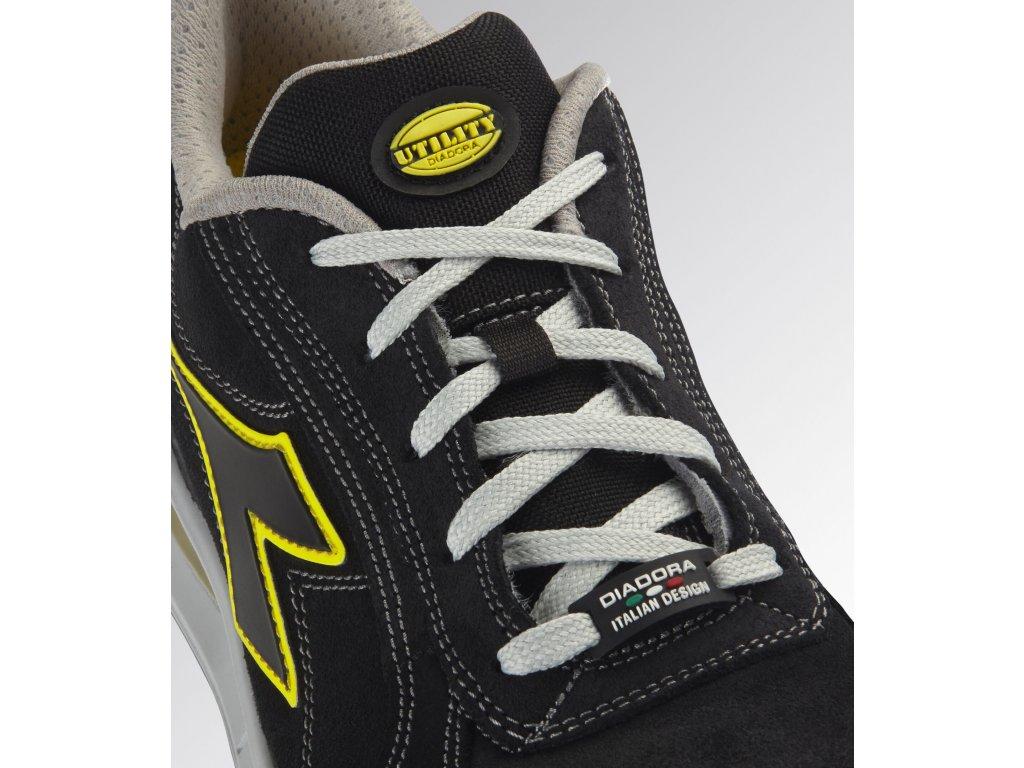 7df35f0755de1 ... bezpečnostná obuv S1P športového vzhľadu Diadora Glove low 5 ...