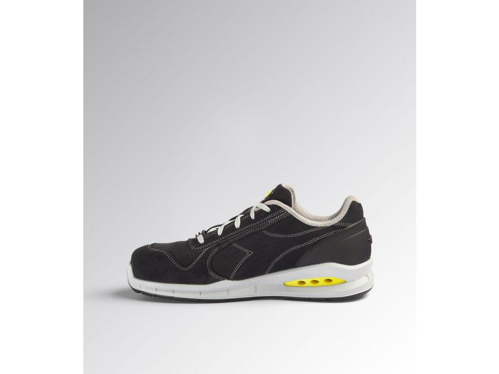 edac6af9e3fea ... bezpečnostná obuv S1P športového vzhľadu Diadora Glove low s podrobným  popisom vlastností