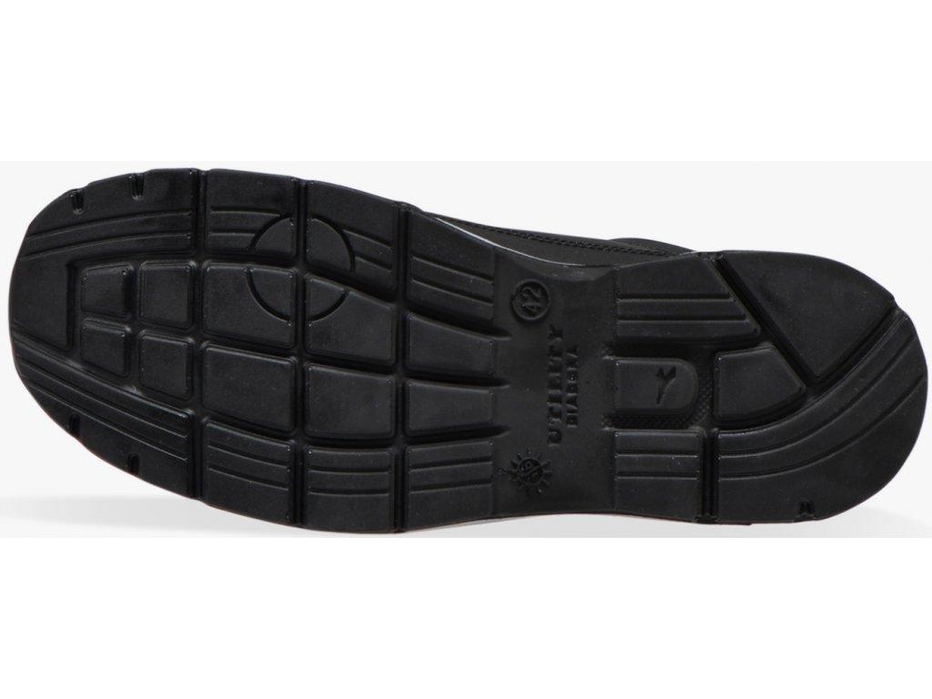d663188bc780e ... Dámska pracovná obuv športového vzhľadu s bezpečnostnou špičkou Diadora  RUN low woman 2 ...