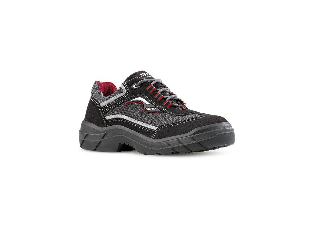 Bezpečnostná pracovná obuv od výrobcu ARTRA v modele ARDAS 928 6360 S1 SRC