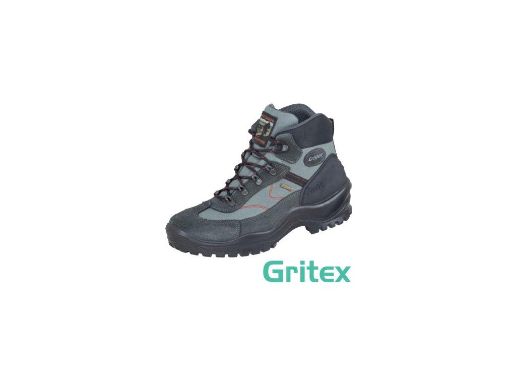 Členková trekingová obuv s GRITEX membránou 58720