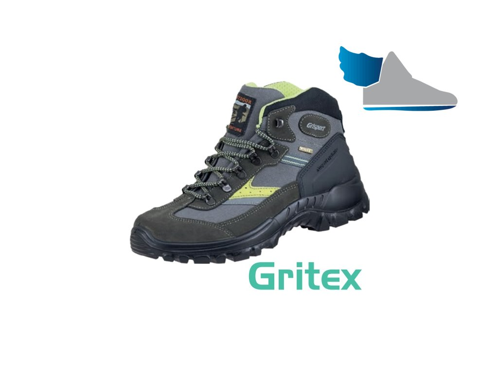 Špičková trekingová obuv s GRITEX membránou 58751