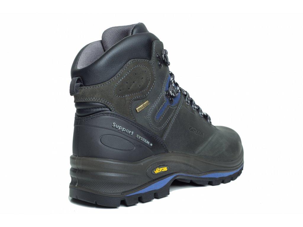 Vodeodolná trekingová obuv s GRITEX membránou 58748