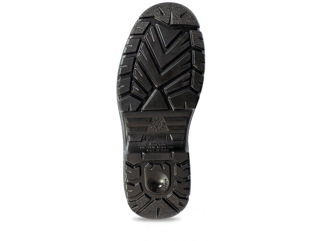 ... podrážka bezpečnostnej obuvi PANDA v modele PANDA ERGON BETA S1 SRC c302faf729c