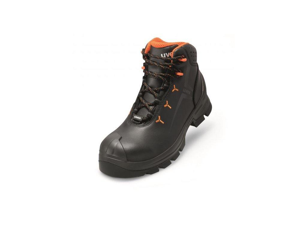 uvex bezpečnostné topánky