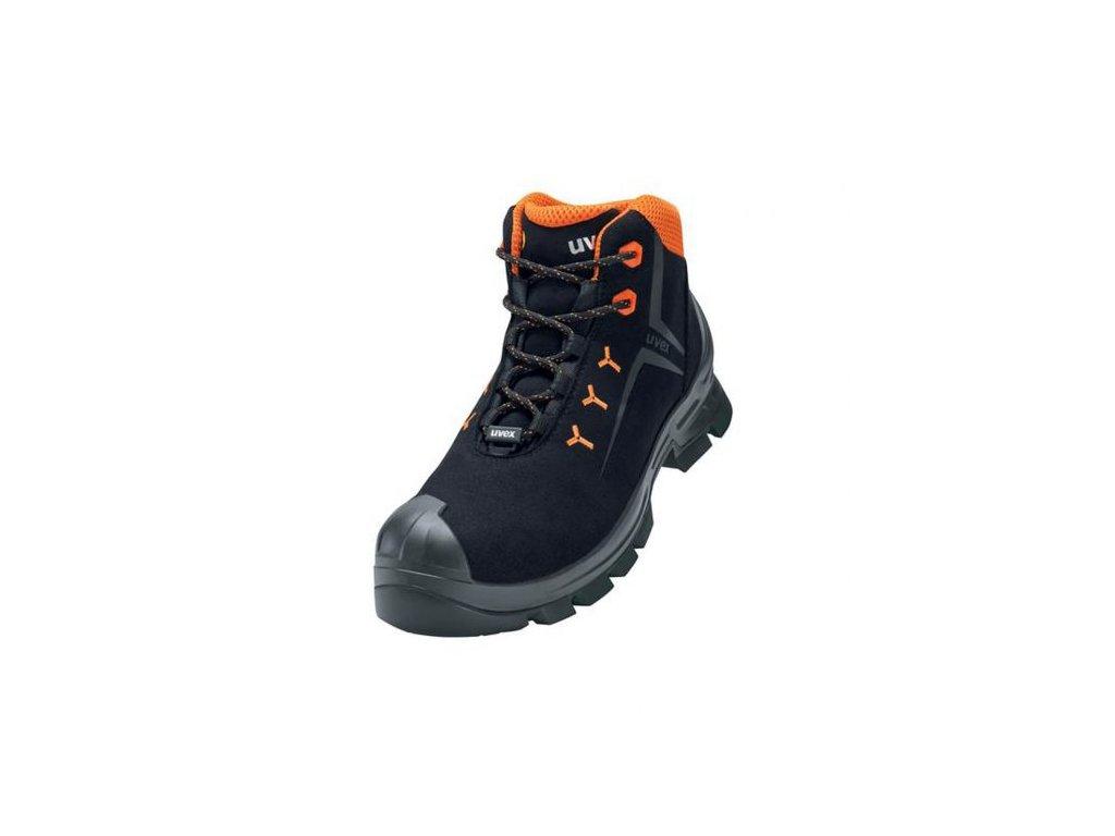 pracovná obuv UVEX