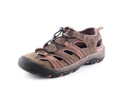 Sandále SAHARA, hnedé