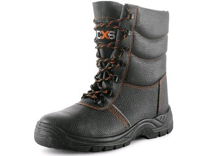 Vysoká zateplená obuv CXS STONE TOPAZ S3