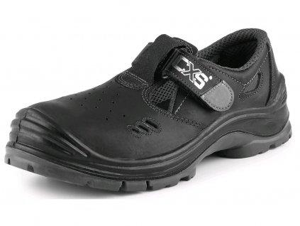 Bezpečnostné sandále CXS SAFETY STEEL IRON S1