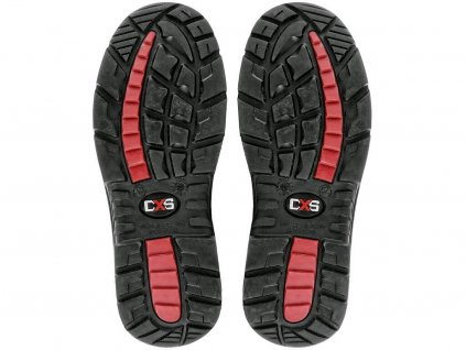 Bezpečnostná obuv členková odolná voči teplu CXS KALE S1