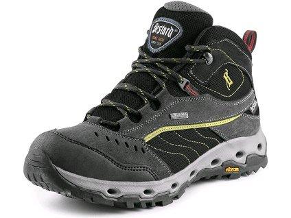 Voľnočasová kvalitná členková  obuv CXS Bestard Space Mid 3331