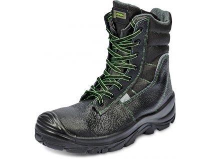LEONCINO  S3 CI SRC poloholeňová obuv