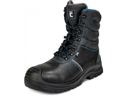 Zateplená vysoká pracovná obuv RAVEN XT O2 CI SRC