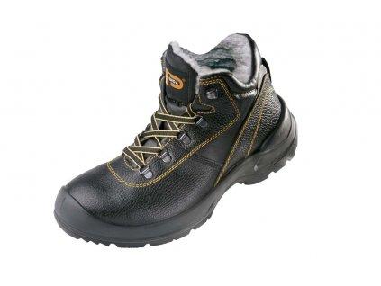 Zimná zateplená členková bezpečnostná obuv STRONG PROFESSIONAL ORSETTO S3 CI SRC