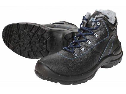 Zateplená pracovná obuv bez oceľovej špičky  STRONG PROFESSIONAL ORSETTO O2 CI SRC
