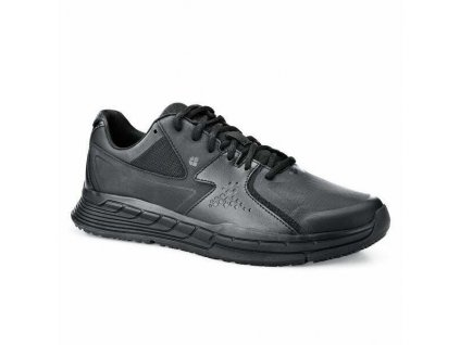 Štýlová obuv CONDOR MEN'S BLACK 28777 s protišmykovou podrážkou