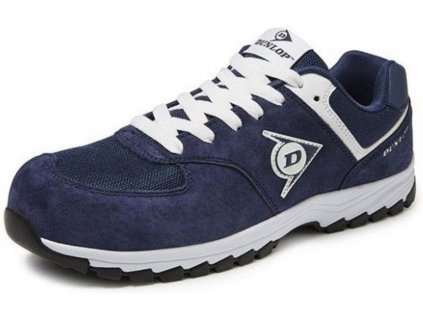 Dunlop pracovná obuv modrá