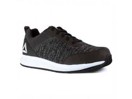 pracovná obuv Reebok čierna