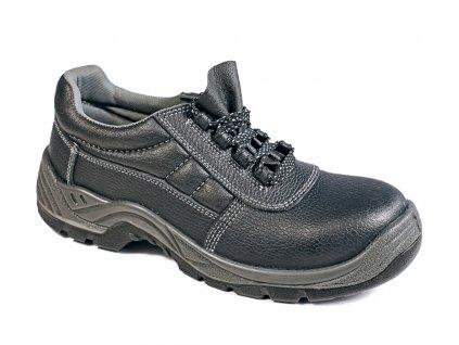Bezpečnostná obuv s odľahčenou špičkou a odľahčenou stielkou voči prepichnutiu CRV RAVEN METAL FREE LOW S3