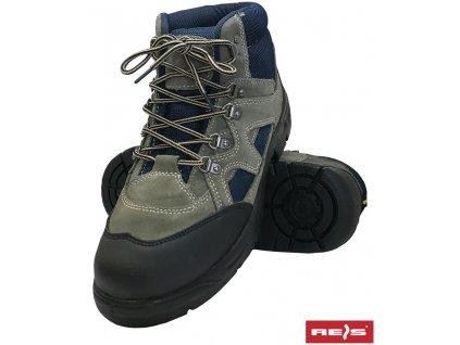 RW00 - BRMONTREIS bezpečnostná pracovná obuv