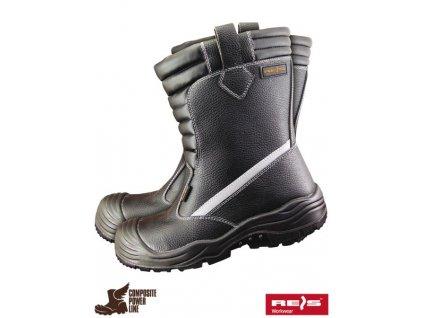 RW00 - BCU Pracovná zaťeplená obuv
