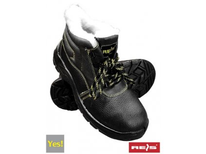 RW00 - BRYES-TO-SB Zateplená pracovná obuv
