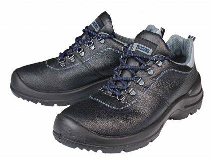 Pracovná obuv v prevedení poltopánok bez oceľovej špičky PANDA STRONG PROFESSIONAL PANTERA O2 SRC