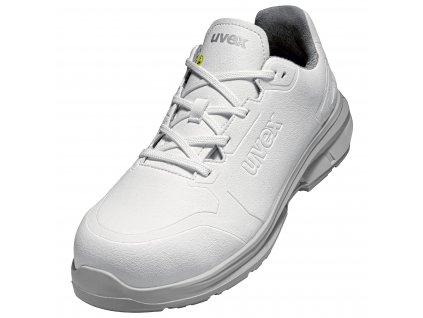 UVEX 6582 biela bezpečnostná obuv