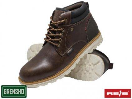voľnočasová obuv REIS