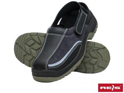 bezpečnostné sandále