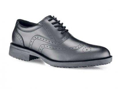 Pánska pracovná obuv Executive Wing Tip III