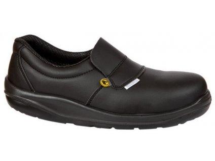 arendal čierna ESD obuv