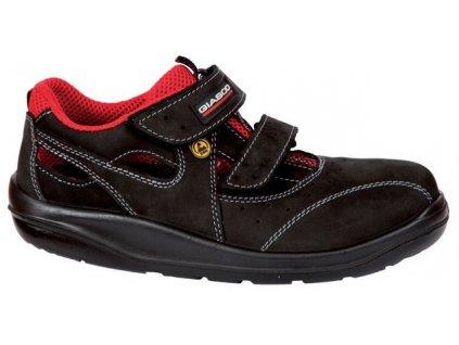 Pracovná obuv Giasco model HAITTI