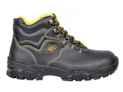 Členková bezpečnostná obuv s oceľovou špičkou COFRA NEW SENNA S1 P SRC : TALIANSKÁ VÝROBA