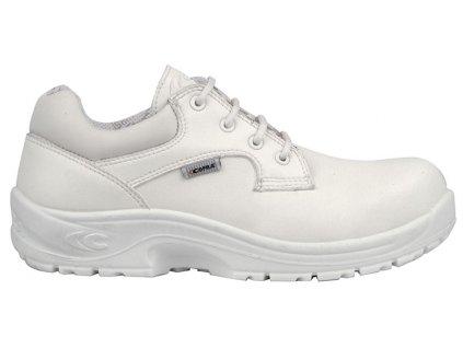 Bezpečnostná obuv S2 talianskeho výrobcu COFRA v modele REMUS S2 SRC