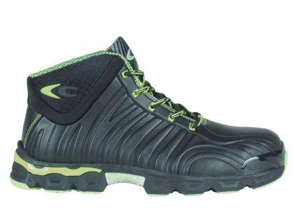 Bezpečnostná obuv nepremokavá UPULP LIME S3 SRC