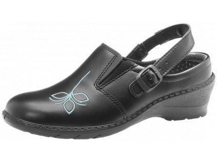 SIEVI: MONICA LILY 2 - Profesionálna dámska pracovná obuv - Vyrobené vo Fínsku