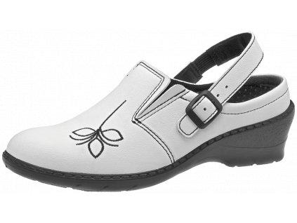 SIEVI: MNICA LILY 1 - Profesionálna dámska pracovná obuv - Vyrobené vo Fínsku