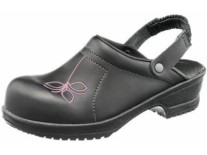 SIEVI: FIFE LILY 2 - Profesionálna pracovná obuv dámska - Vyrobené vo Fínsku