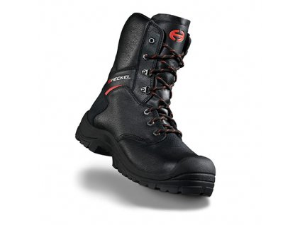 Vysoká bezpečnostná obuv s oddľahčenou kompozitnou špičkou Heckel MACsole® EXTREM 2,0 - MACFOREST ZIP 6265002