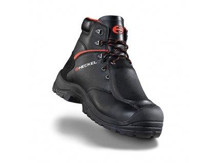 Pracovná obuv pre oceliarne a zlievárne vysokej kvality Heckel MACSOLE® EXTREM 2.0 62883- MACSILVER INTEGRAL