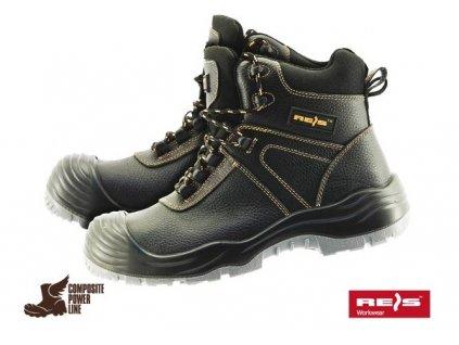 RW00 - BCT Bezpečnostná členková obuv
