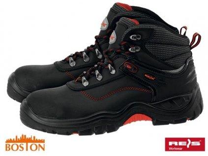 RW00 - BRBOSTON-T Bezpečnostná členková obuv 6539d4e4d76